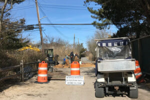 Saltaire Road Work Builds Island-Wide Wave of Anxiety